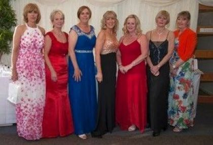 May Ball Ladies